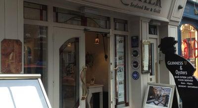 Photo of Irish Pub Matt The Thresher at 32 Pembroke Street Lower, Dublin, Ireland