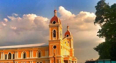 Photo of Park Parque Central at Granada, Nicaragua