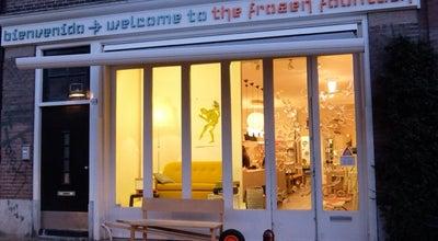 Photo of Tourist Attraction Frozen Fountain at 629 Prinsengracht, Amsterdam 1016 HV, Netherlands