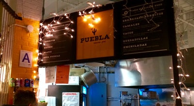 Photo of Mexican Restaurant Puebla Mexican Food at 120 Essex St, New York, NY 10002, United States
