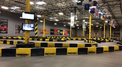 Photo of Tourist Attraction Pole Position Raceway- Indoor Karting at 7350 Prairie Falcon Rd, Las Vegas, NV 89128, United States