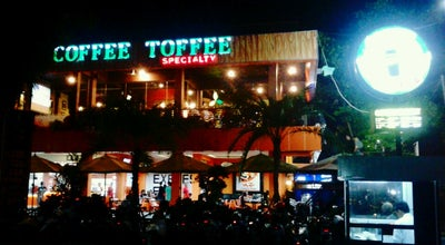 Photo of Cafe Coffee Toffee Taher Square at Jl. Kapten Piere Tendean No. 25, Banjarmasin, Indonesia