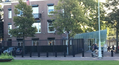 Photo of Embassy / Consulate U.S. Consulate General Amsterdam at Museumplein 19, Amsterdam 1071 DJ, Netherlands