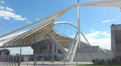 Photo of Stadium Ολυμπιακό Στάδιο (Olympic Stadium) at Λεωφ. Κηφισίας 37, Μαρούσι 151 23, Greece