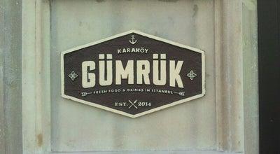 Photo of Diner Karaköy Gümrük at Gümrük Sok. No:4, Istanbul 34425, Turkey