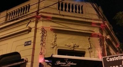 Photo of Cocktail Bar Barrio Latino at Castellanos 1200, Santa Fe 3000, Argentina