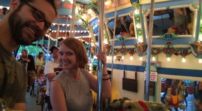 Photo of Theme Park Carousel at Kennywood at United States