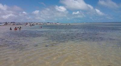 Photo of Beach Praia de Camboinha at Praia De Camboinha, Cabedelo 58310-000, Brazil