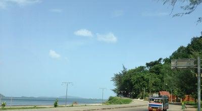Photo of Beach ปากน้ำชุมพร at Thailand