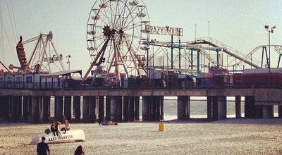 Photo of Tourist Attraction Steel Pier Amusement Park at 1000 Boardwalk, Atlantic City, NJ 08401, United States