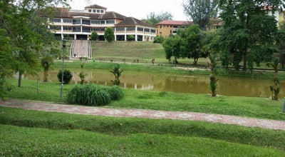 Photo of Lake Tasik Tun Fatimah at Uitm Alor Gajah, Alor Gajah 78000, Malaysia