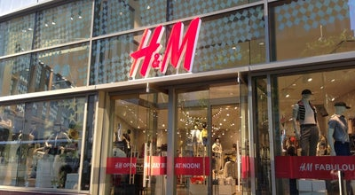 Photo of Clothing Store H&M at 497-501 Fulton St., Brooklyn, NY 11201, United States