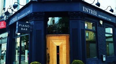 Photo of Restaurant Entrée at 2 Battersea Rise, Wandsworth SW11 1ED, United Kingdom
