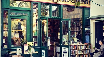 Photo of Library Shakespeare and Company Bookstore at 37 Rue De La Bucherie, Paris 75005, France
