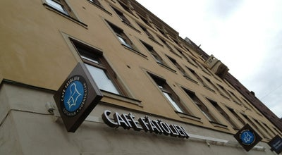Photo of Cafe Café Fåtöljen at Götgatan 12, Stockholm 118 46, Sweden