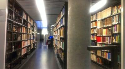 Photo of Library Bibliothek Uni Salzburg Nonntal at Salzburg, Austria