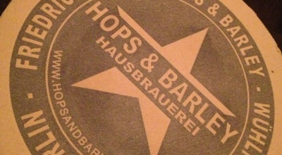 Photo of Tourist Attraction Hops & Barley at Wuhlischstr 22/23, Berlin 10245, Germany
