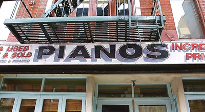 Photo of Rock Club Pianos at 158 Ludlow St, New York, NY 10002, United States