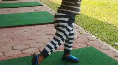 Photo of Golf Course Driving Range AAU at Maguwo, Yogyakarta, Indonesia