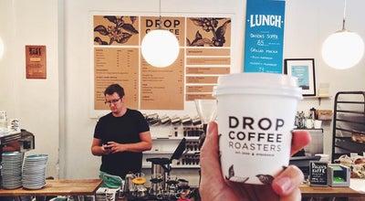 Photo of Coffee Shop Drop Coffee Roasters at Vretenborgsvägen 17, Hägersten, Sweden