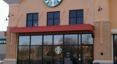 Photo of Coffee Shop Starbucks at 3001 N Perryville Rd, Rockford, IL 61114