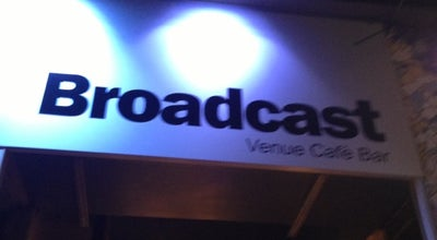 Photo of Bar Broadcast Venue Kitchen Bar at 427 Sauchiehall Street, Glasgow G2 3LG, United Kingdom