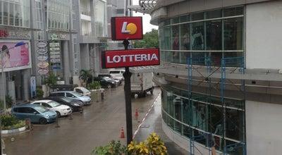 Photo of Burger Joint Lotteria at Junction Square, Yangon, Myanmar