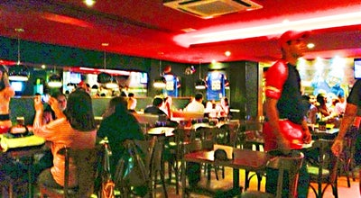 Photo of American Restaurant All Games - Burgers & Foods at Cel. Moreira Cesar, 50, Niteroi 24230-060, Brazil