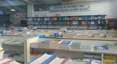 Photo of Bookstore Nha Sach Danang at 76 Bach Dang, Danang City, Vietnam