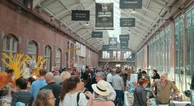 Photo of Tourist Attraction De Hallen at Hennie Dankbaarpassage, Amsterdam 1053 RT, Netherlands