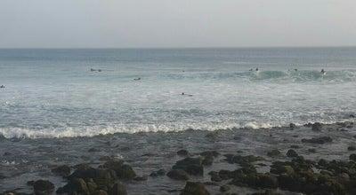 Photo of Beach Plage Almadie Diendiene at Senegal