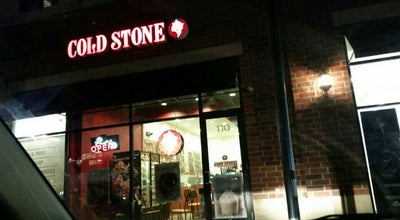 Photo of Ice Cream Shop Cold Stone Creamery at 281 W Townline Rd, Vernon Hills, IL 60061, United States
