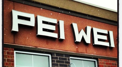 Photo of Asian Restaurant Pei Wei Asian Diner at 12561 Castlemoor Dr., Eden Prairie, MN 55344, United States