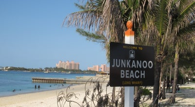 Photo of Beach Junkanoo Beach at Nassau, Bahamas