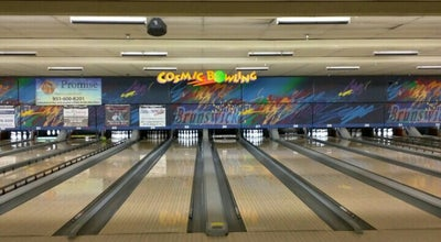 Photo of Bowling Alley Brunswick Zone Cal Oaks Bowl at 40440 California Oaks Rd, Murrieta, CA 92562, United States