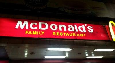 Photo of Burger Joint McDonald's (Drive-Thru & Restaurant) at Tz-101, Wow, Gip Mall Complex A-2, Noida 201301, India