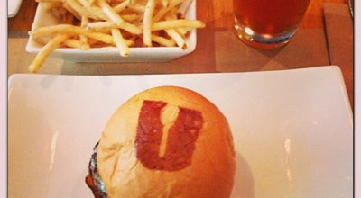 Photo of American Restaurant Umami Burger at 432 Avenue Of The Americas, New York, NY 10011, United States