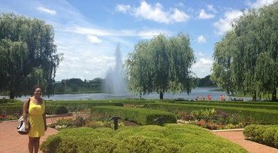 Photo of Botanical Garden Chicago Botanic Garden at 1000 Lake Cook Rd, Glencoe, IL 60022, United States