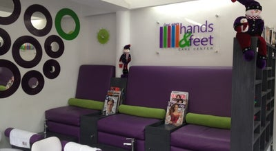 Photo of Spa Hands & Feet at Av. Coyoacan, DF, Mexico