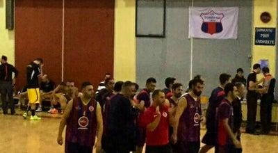 Photo of Basketball Court Γήπεδο Καστέλλας at Υμμητού, Greece