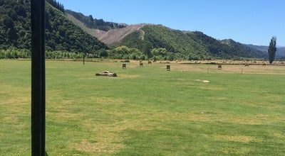 Photo of Golf Course Silverstream Golf Driving Range at New Zealand