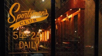 Photo of Dive Bar Sportsman's Club at 948 Western Ave, Chicago, IL 60622, United States