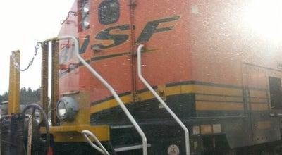 Photo of Train Station Stanwood Amtrak Station at 27111 Florence Rd., Stanwood, WA 98292, United States