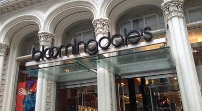 Photo of Department Store Bloomingdales at 504 Broadway, New York, NY 10012