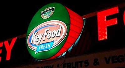 Photo of Supermarket Key Food at 2215 31st St, Astoria, NY 11105