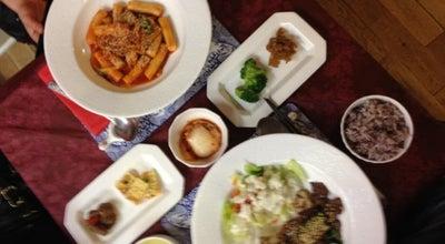 Photo of Asian Restaurant Kims Mini Meals at 5 Buccleuch Street, Edinburgh EH8 9JN, United Kingdom