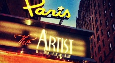 Photo of Other Venue Paris Theater at 4 W 58th St, New York, NY 10019