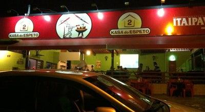 Photo of Restaurant Kasa Do Espeto at Rua Padre Zeferino, Uberaba 38065, Brazil