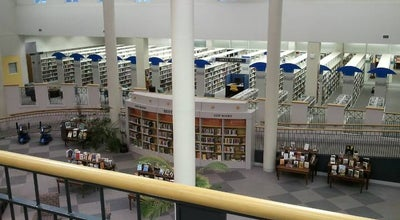 Photo of Library Chesapeake Public Library at 298 Cedar Rd, Chesapeake, VA 23322, United States