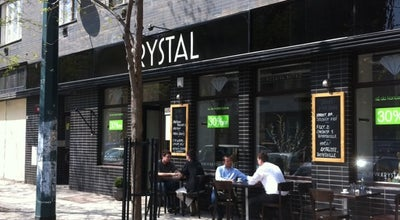 Photo of French Restaurant Krystal Bistro at Sokolovská 99/101, Prague 186 00, Czech Republic
